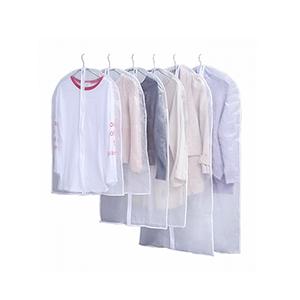 Пакеты  для женской одежды. ПНД,45x55, 55x65, 45x90, 55x90/6-10 мкм